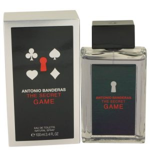 Antonio Banderas The Secret Game M EDT 3.4 fl oz